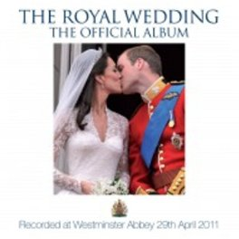 Svatební album Williama a Kate (The Royal Wedding: The Official album)