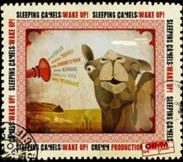 Sleeping Camels: Wake Up! (obal)