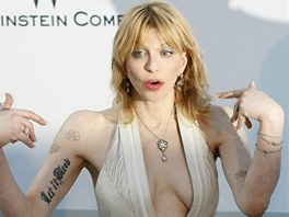 Courtney Love v Cannes (2011)