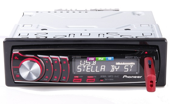 Pioneer DEH-6300SD