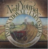 Neil Young: A Treasure (obal alba)