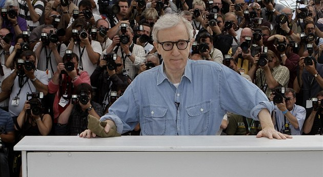 Cannes 2011 - Woody Allen