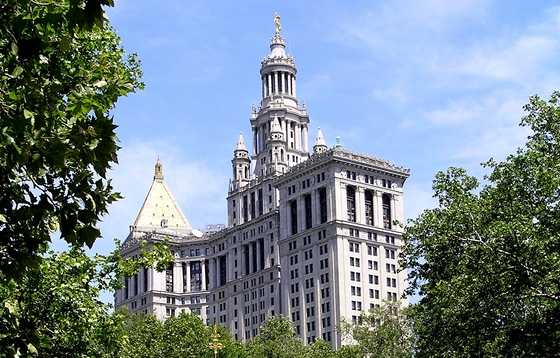 New York, City Hall Park