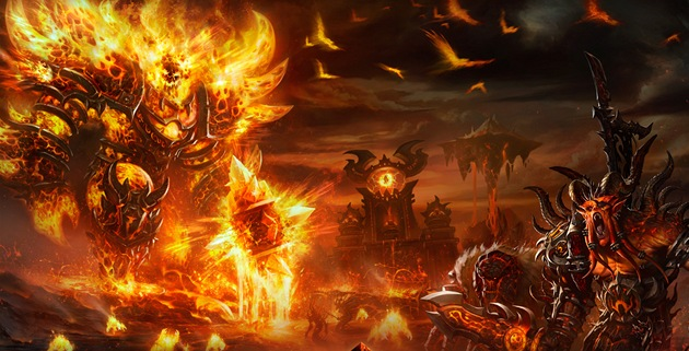 World of WarCraft: Rage of the Firelands