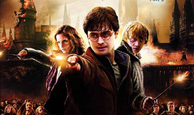 Harry Potter a Relikvie smrti 2
