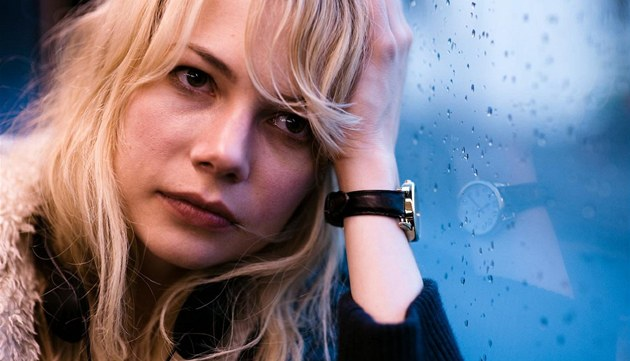 Michele Williamsová ve filmu Blue Valentine