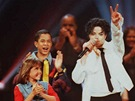 Michael Jackson na udílení cen MTV Video Music Awards 1995