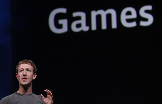 Facebook konference f8 - Mark Zuckerberg