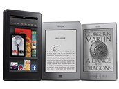 Nová rodina Amazon Kindle