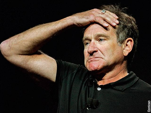 Robin Williams (6. ledna 2006)