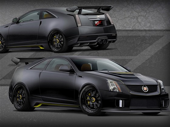 Cadillac CTS-V coupe Le Monstre