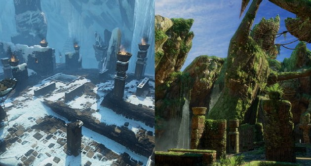"Uncharted 3 ""Flashback Map Pack"""