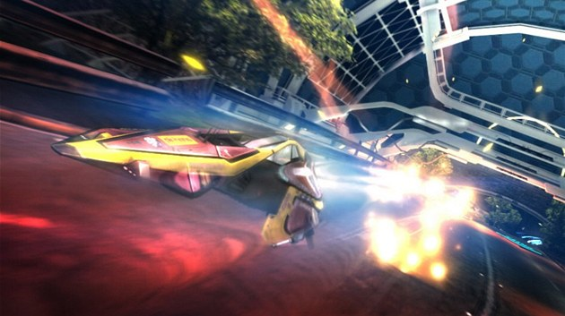 WipEout 2048 pro PlayStation Vita
