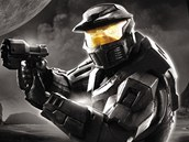 Master Chief v Halo: Combat Evolved Anniversary