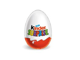 Vajíčko Kinder Surprise