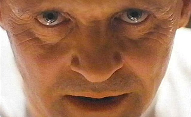 Anthony Hopkins jako Hannibal Lecter