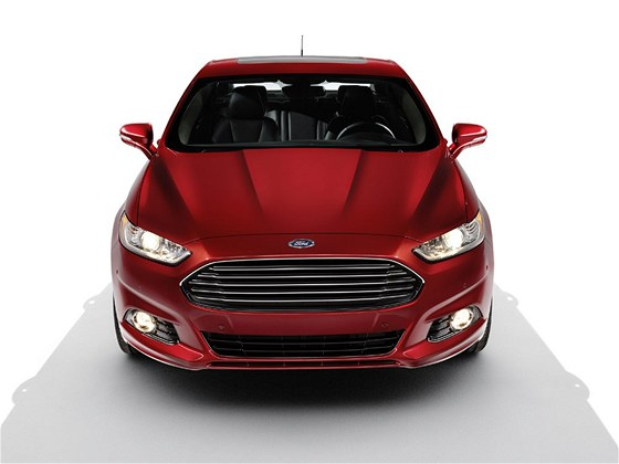 Ford Fusion (Mondeo 2013)