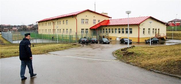 Ženská věznice velké přílepy