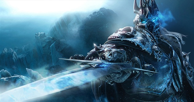 Hra World of WarCraft: Wrath of Lich King