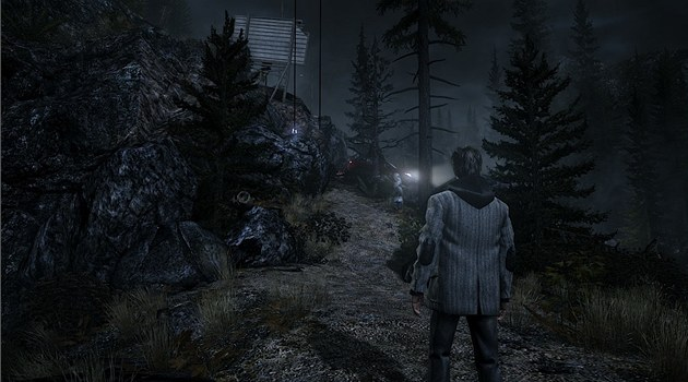 Alan Wake na PC