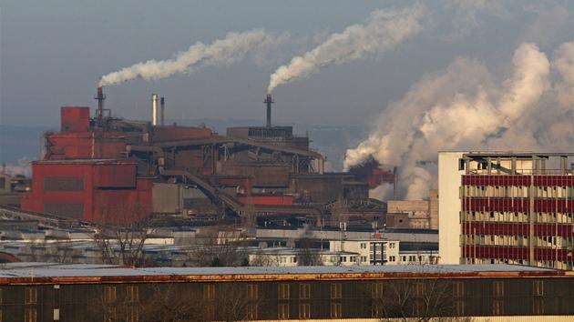 2013: Ocelárna Vítkovice Steel ještě v provozu
