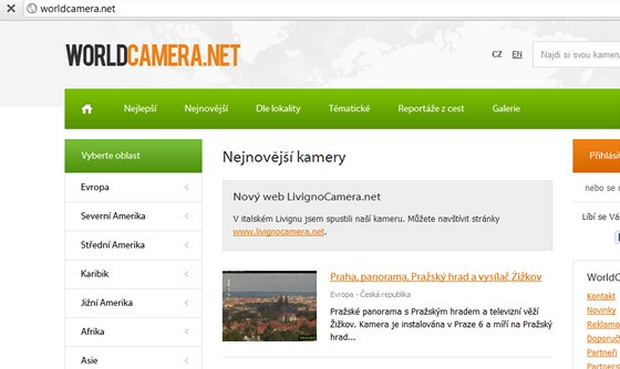 WorldCamera.net