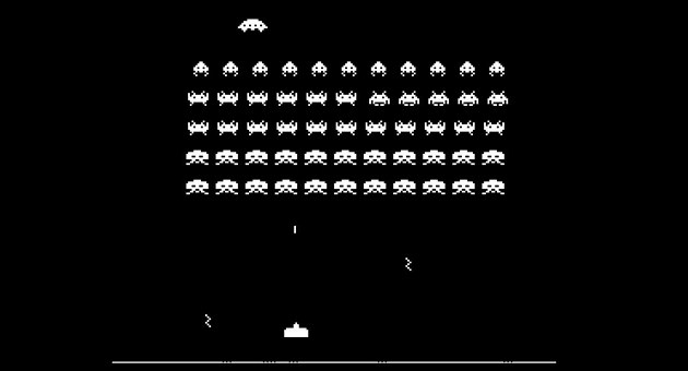 Hra Space Invaders