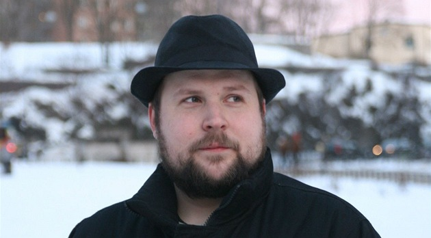 Markus Persson, autor hry Minecraft.