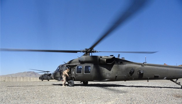 UH-60 Blackhawk.