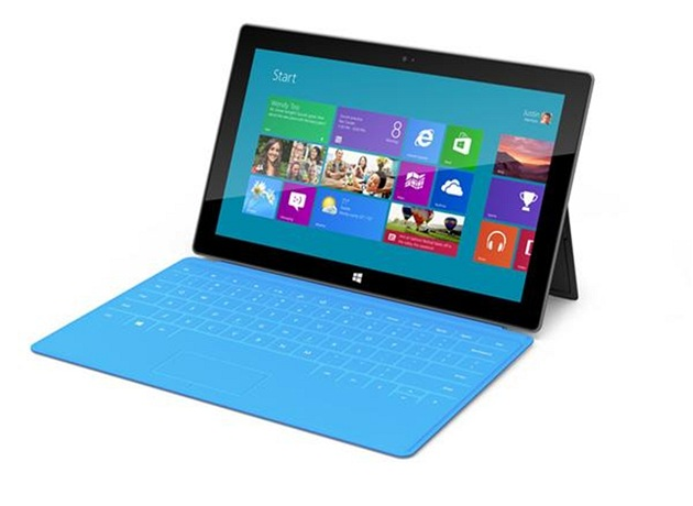 Microsoftí tablet Surface