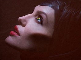 Angelina Jolie ve filmu Maleficent