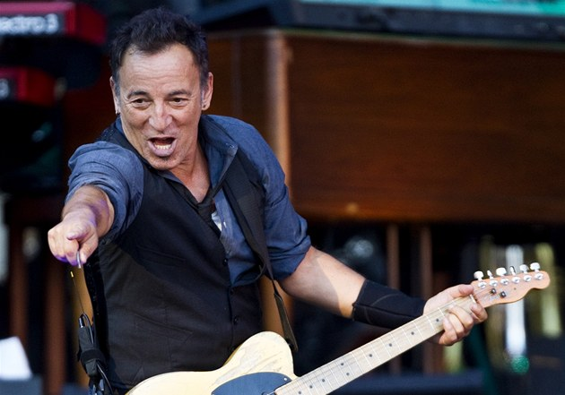 Bruce Springsteen, Praha, Synot Tip Arena, 11. 7. 2012