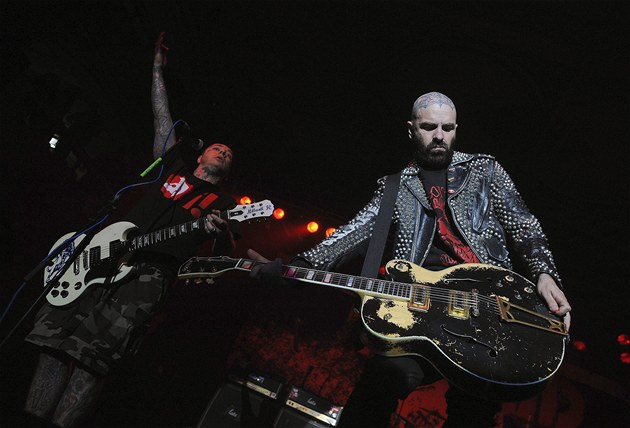 Rancid, Lucerna, 23. 7. 2012