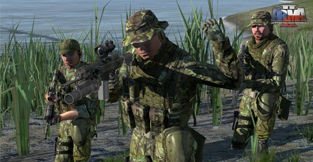Stahovatelý obsah Arma 2: Army of the Czech Republic