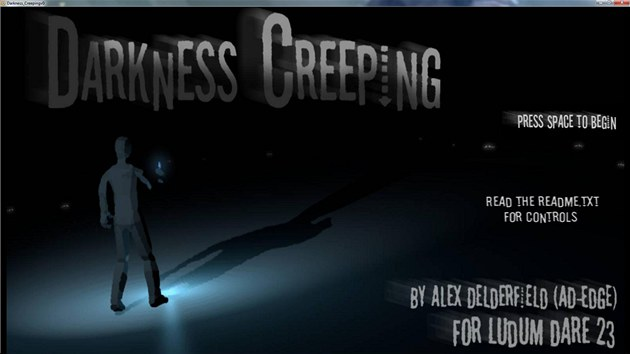 Darkness Creeping