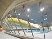 Vizualizace: London Aquatics Centre