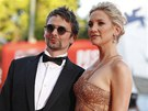 Matt Bellamy a Kate Hudsonová (2012)