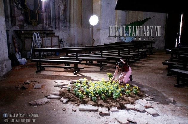 Final Fantasy VII: The Movie
