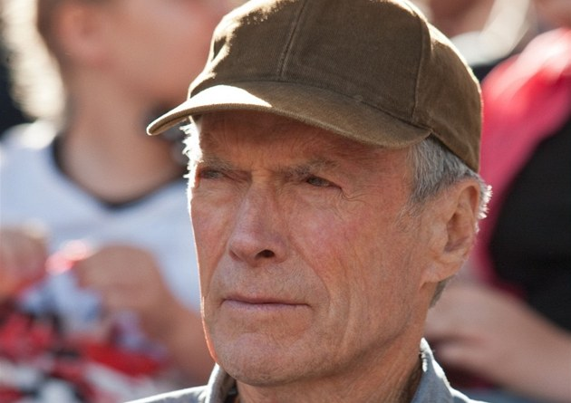 Clint Eastwood ve filmu Trouble with the Curve