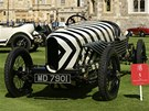 Concours of Elegance ve Windsoru: Straker-Squire X/2 Prototype (1918)