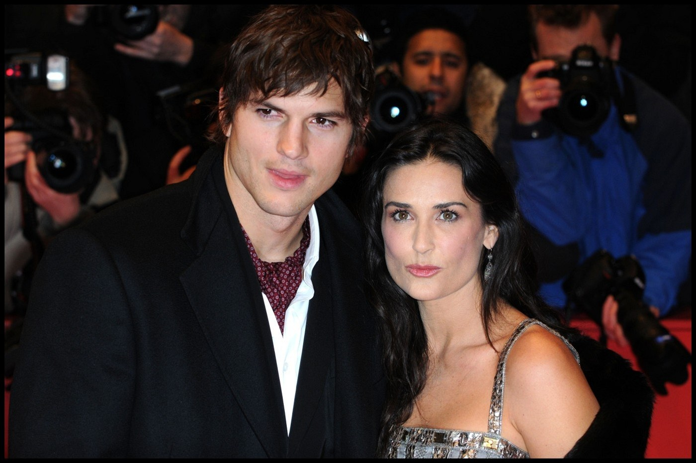 Demi Moore a Ashton Kutcher