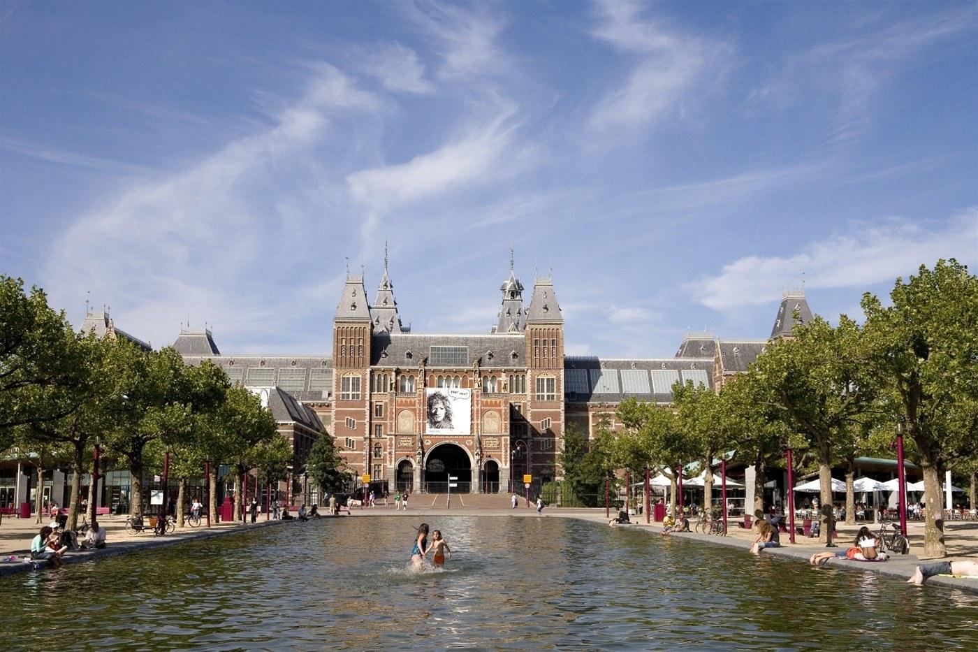 Amsterdam národní muzeum