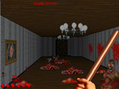 Splatterhouse 3D Gold Edition