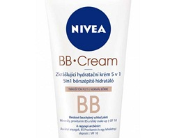 BB Cream 5in1 Beautifying Moisturizer, Nivea, 199 korun