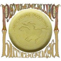 Neil Young: Psychedelic Pill (obal)