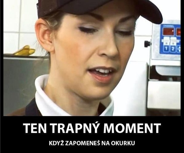 Ten trapný moment