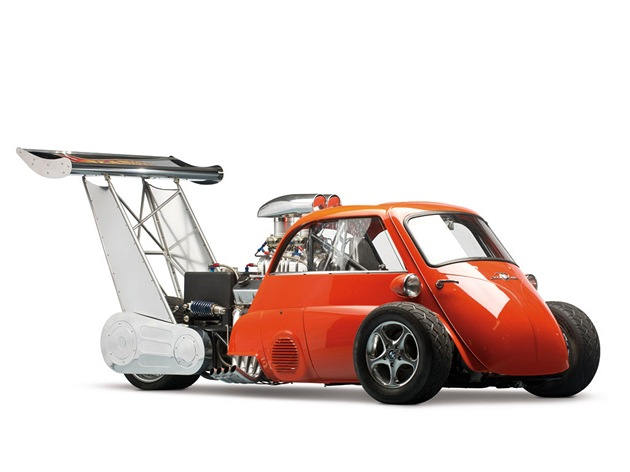1959 BMW Isetta Whatta Drag