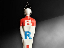 Sir Peter Blake pro Brit Awards