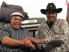 James Cotton a Magic Slim