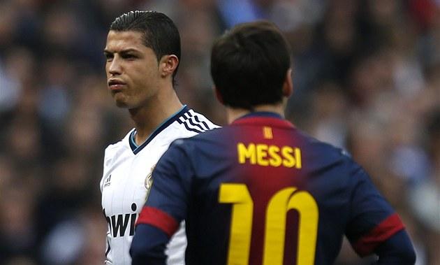 Ronaldo pelkää, että El Clásicissa hän voi törmätä parantuneeseen Messiin